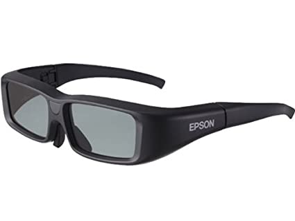 45eb25ad5b5f8 Image Unavailable. Image not available for. Color  Epson Active Shutter 3D  Glasses ...