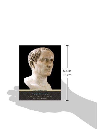 The Twelve Caesars (Tantor Audio & eBook Classics)