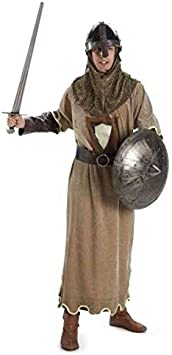 Disfraz templario adulto. Talla 50/52.: Amazon.es: Juguetes y juegos
