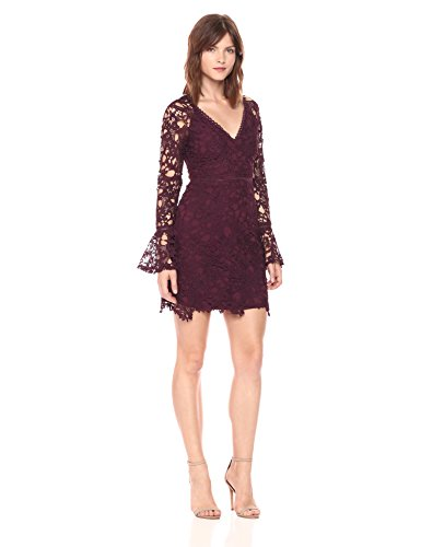 ASTR the label Women s Juliette Lace Long Shift Dress at Amazon Women s  Clothing store  a6e313775