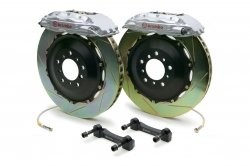 Brembo 1B2.7013A3 GT Big Brake Kit Front Slotted Infiniti G35 03-06