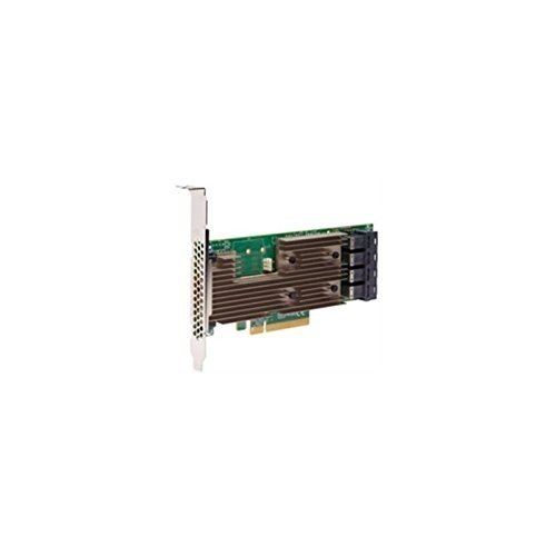 LSI Logic Controller Card 05-25703-00 9305-16i 16-Port SAS 12Gb/s PCI-Express 3.0 Host Bus Adapter Single Pack