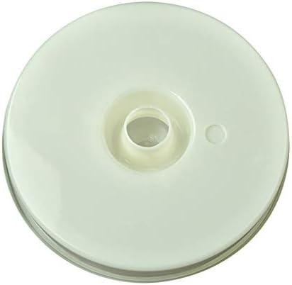 lamta1k Einfach zu reinigen, runde Spitze, Bienenenfutterstation, Trinknapf, Imkerei-Ausrüstung