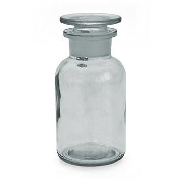 3 x farmacia Botella 250 Ml – Color: Borrar – Incluye tapón de cristal *