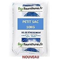 Gamme Agrifournitures.fr Sel de déneigement NORME NF-P 98180 en Sac de 10kg