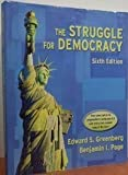 The Struggle for Democracy, Greenberg, Edward S. and Page, Benjamin I., 0321097017
