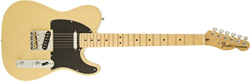 Bass Deluxe Maple (Fender American Special Telecaster, Maple Fingerboard, Vintage Blonde)