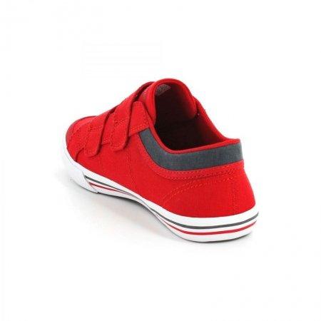 e Coq Sportif Saint Gaetan ps Cvs, Chaussures Bébé marche mixte , Rouge (Vintage Red), 35 EU