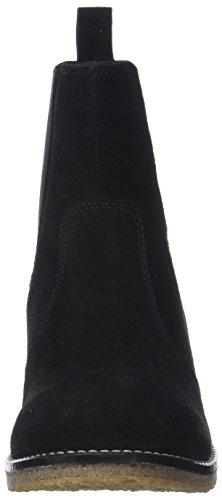 Femme Chelsea Katerine Noir noir Kickers Bottines 7wU8tt1