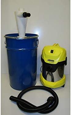 Kärcher BZT - Juego de aspirador ciclónico y separador de polvo (60 L): Amazon.es: Industria, empresas y ciencia