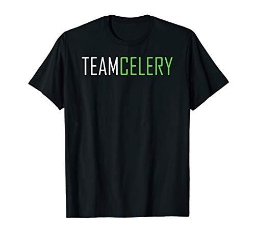 Team Celery Juice T Shirt Gift Veggie Juicing Men Women Kids