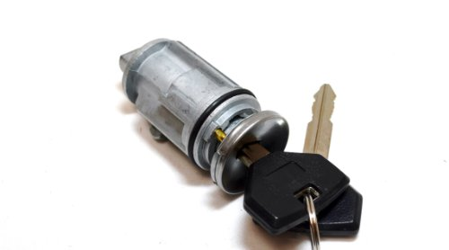 PT Auto Warehouse ILC-164L - Ignition Lock Cylinder with Keys