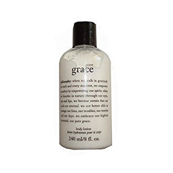 Price comparison product image Philosophy Pure Grace Perfumed Body Lotion 8 Oz.