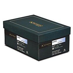 """Southworth 25% Cotton Business #10 Envelopes, 4.125"""" x 9.5"""", 24 lb, Linen Finish, Ivory, 250 Envelopes (Ivory Business Envelopes)"""