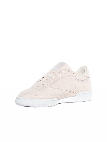Reebok Trim Club 85 grey white size Shoes C Nbk 36 pink qrqRA1w