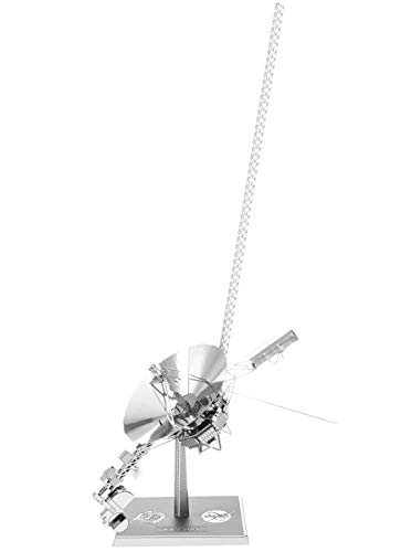 (Fascinations Metal Earth Voyager Spacecraft 3D Metal Model Kit)