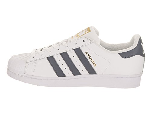 Foundation Footwear White Trainers Leather Mens Adidas Onix Superstar awqX86pxE