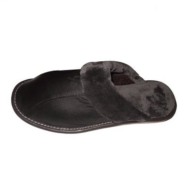 Slippers - Mocasines para hombre negro negro, color marrón, talla *: Amazon.es: Zapatos y complementos