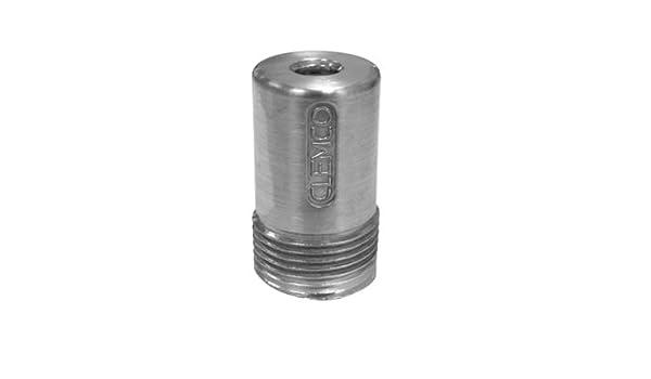 "5//16/"" Orifice Clemco 01354 CT-5 Tungsten Carbide Lined Short Straight Nozzle"