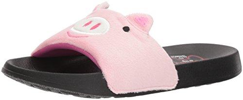 Skechers Womens 2nd Take - Plush Animal 2nd Take - Plush Animal Pink