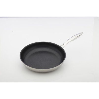 "Swiss Diamond Fry Pan, 11"", Gray"