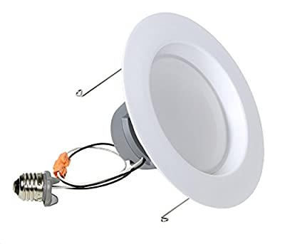 GoControl LB65R6Z-1 Z-Wave Smart LED Recessed Retrofit Light Kit