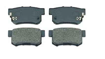 Honda Brake Pads >> 1998 2002 Honda Accord Genuine 43022 Sy8 A01 Oem Ear Brake Pads All 4 Cylinder Models