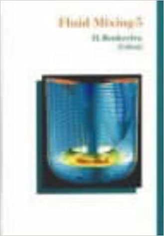 Fluid Mixing 5 (Symposium Series 140) - IChemE (Symposium Series 140)