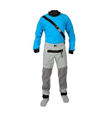 Kokatat Men's Hydrus Swift Entry Drysuit-Electric Blue-S