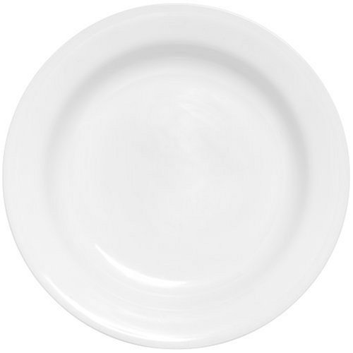 Corelle Livingware 15-Ounce Rimmed Soup/Salad Bowl, Winter Frost White by Corelle