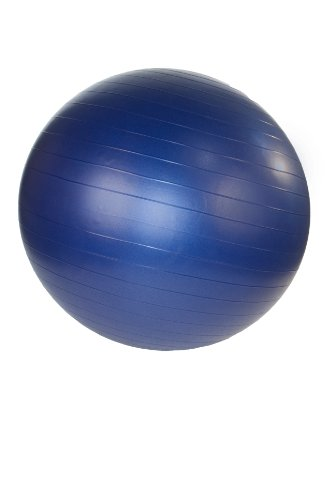 JFIT j/fit 85cm Anti-Burst Gym Ball (Navy