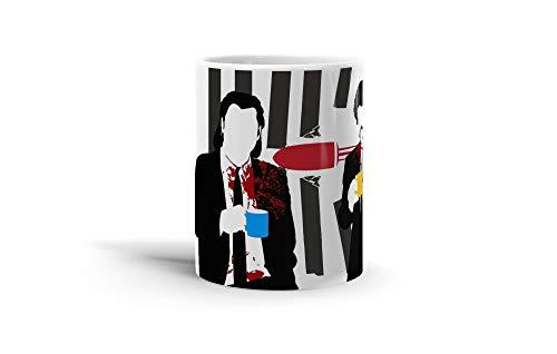 Gangster Couple 11 Oz Coffee Mug