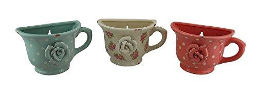 Tea Ceramic Planter - 8