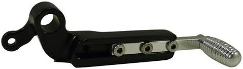 Yana Shiki A4216AB Black Adjustable Rear Yamaha Max 52% OFF Bombing new work for Pedal Brake