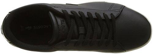 417 Damen Blk Lacoste Schwarz 1 Evo Carnaby SPW Sneakers w4qqxaO