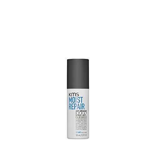 KMS California Moist Repair Anti-Breakage Spray (Strength and Repair For Damaged Hair) 100ml/3.3oz
