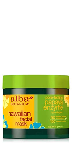 Alba Botanica Hawaiian Papaya Enzyme Facial Mask - 3 oz pack of - 1 ()