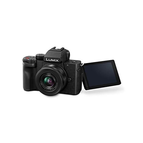 RetinaPix Panasonic Lumix G100 4K Mirrorless Vlogging Camera with 12-32mm Lens
