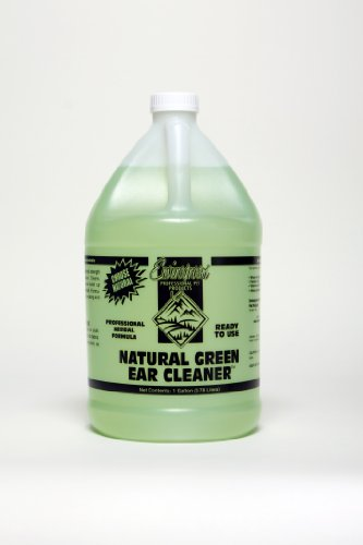 Image of Envirogroom Natural Green Ear Cleaner Gallon
