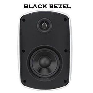 Russound 5B65BLACK 5B65 Acclaim 5 Series 6.5-Inch Outback Speaker, Black
