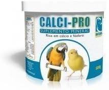 Avizoon Calci-Pro 500 gr, (Calcio enriquecido con fósforo y minerales). para Palomas y pájaros