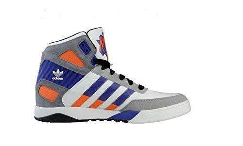 York Amazon Knicks New Whiteblueorangegrey it Strongside Adidas qBzwaF