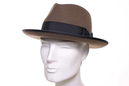 Stetson - Sombrero de vestir - para hombre 4043898770750 56   Amazon.es   Ropa y accesorios 36c57cf3b32