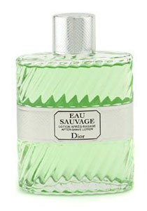 Price comparison product image Christian Dior Eau Sauvage Men After Shave Lotion, 3.4 Ounce