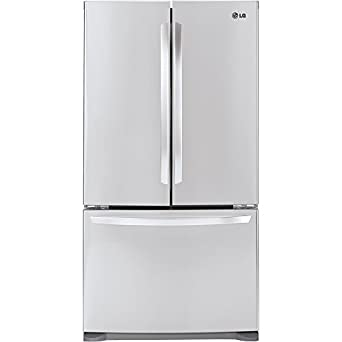 Amazon Com Lg Lfc21776st 20 7 Cu Ft Stainless Steel