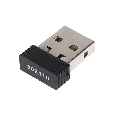 Technotech Terabyte 802 Wi Fi Receiver USB 2.0, 450Mbps  Black