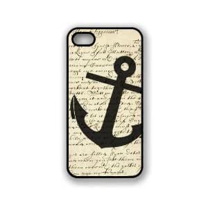 Anchor Pattern - Hard Plastic Case for Iphone 5/5s