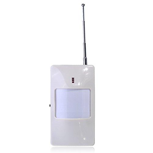 433MHZ Wireless PIR Motion Detector for Home Alarm Home Security - Motion Sensor Barking