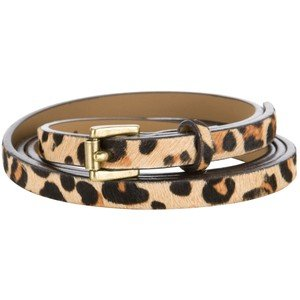 453d3762a John Lewis Super Skinny Leopard Print Belt Small,Large Collection Weekend  (Small)