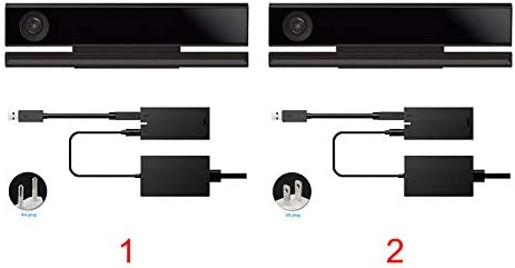 Hinmay Adaptador de Corriente para Sensor Kinect 2.0 USB 3.0 para ...